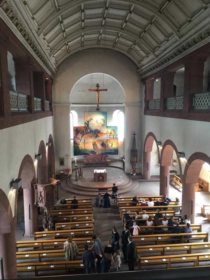 Kirche in Miltenberg