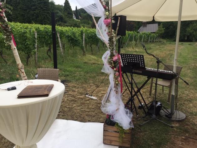 Hochzeit in Hörstein