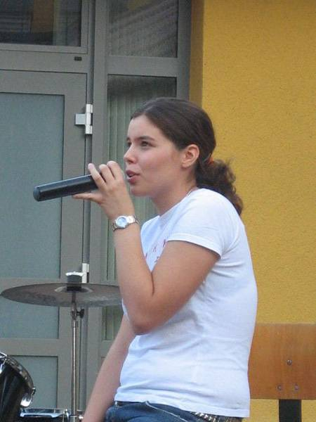 Sommerfest Schulband