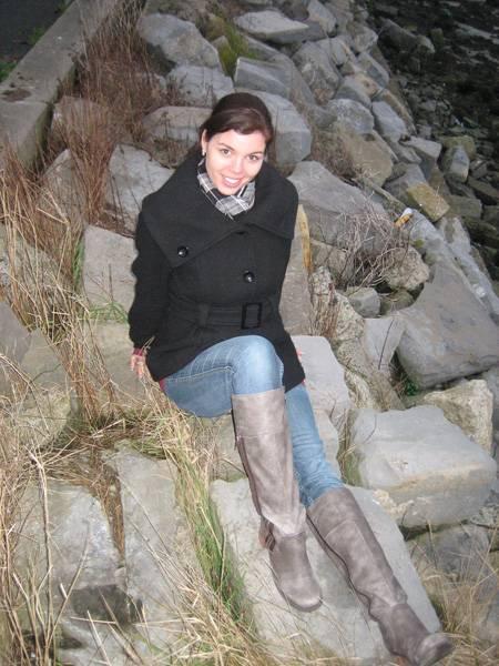 Steffi in Irland 2