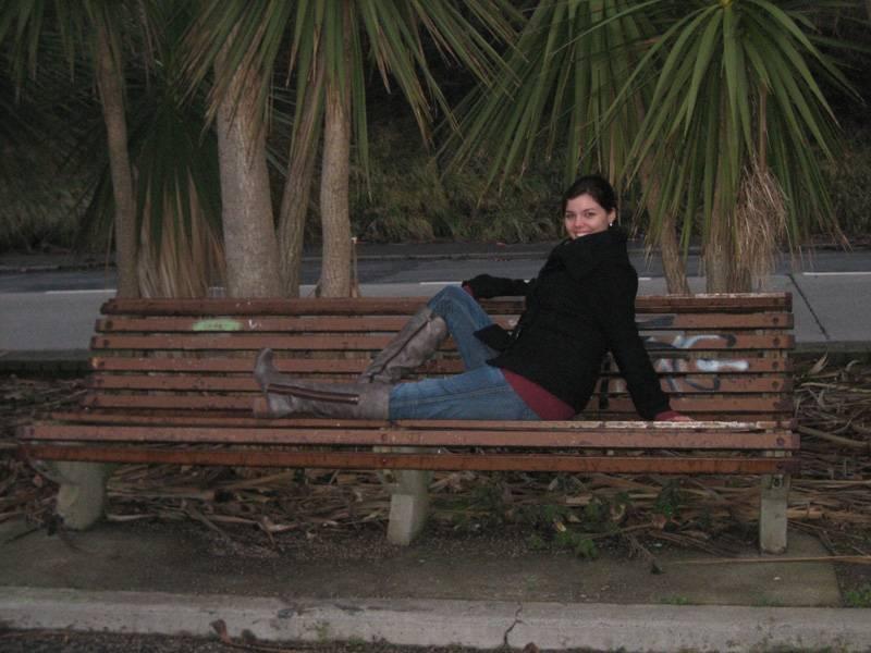 Steffi in Irland